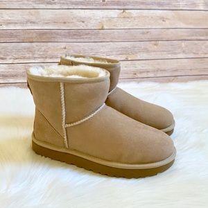 UGG Sand Classic Mini II Boots
